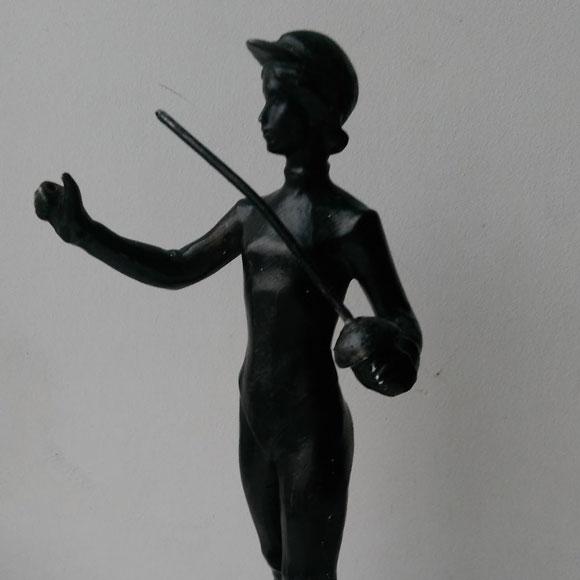 Коллекционирование каслинских чугунных статуэток