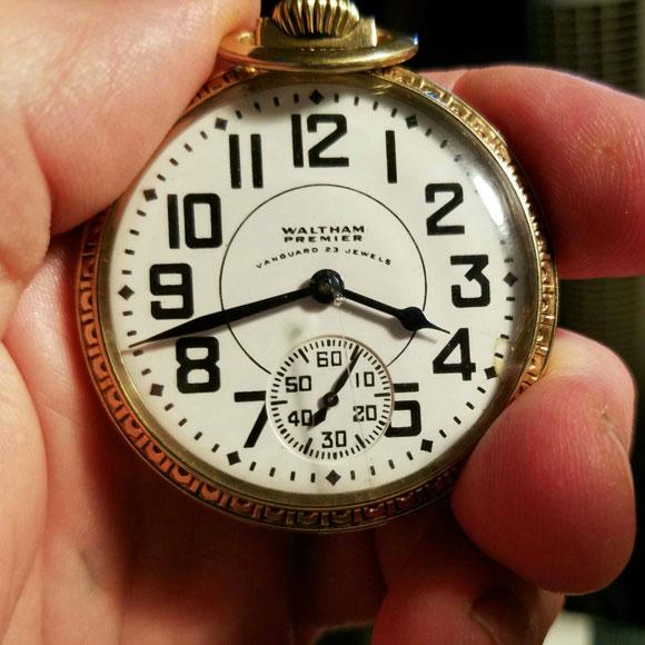 Коллекционирование часов