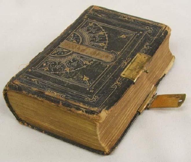 Виды старинных книг