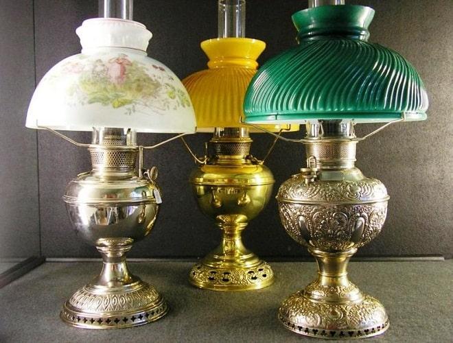 Критерии оценки антикварных ламп