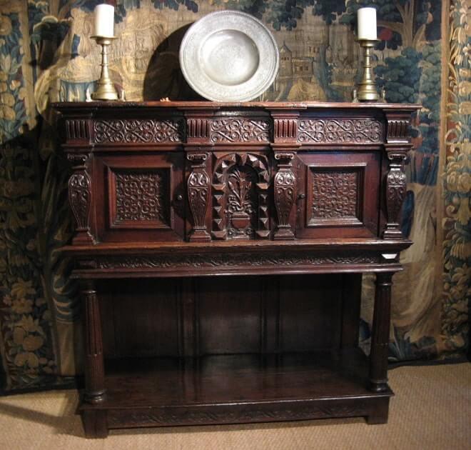 Критерии оценки старинной мебели