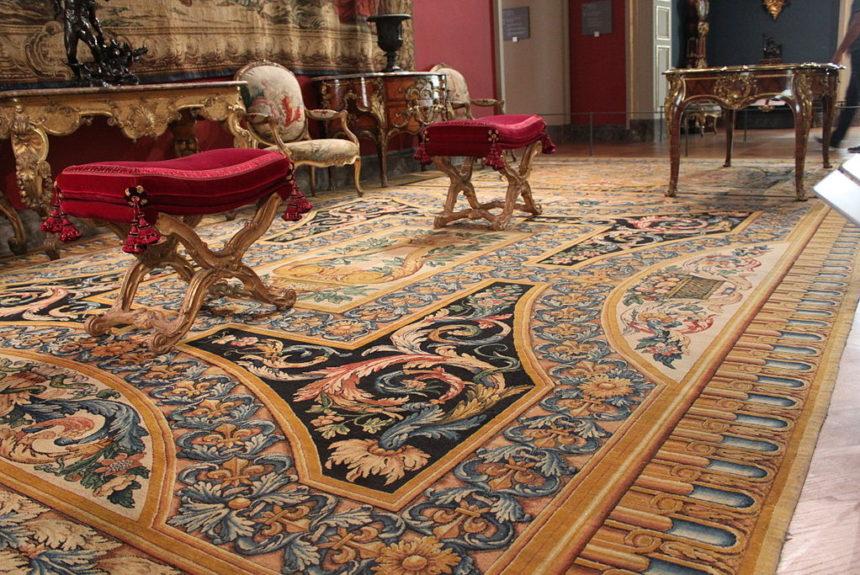 Продажа, скупка, оценка антикварных ковров