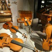 Оценка антикварных музыкальных инструментов