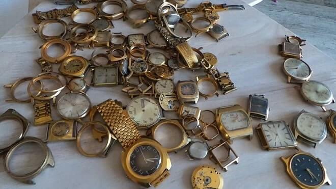 Проверка старинных часов