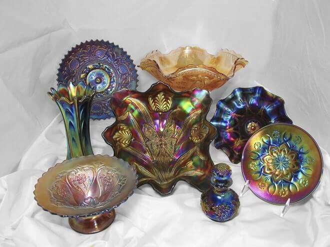 Виды посудного и декоративного стекла
