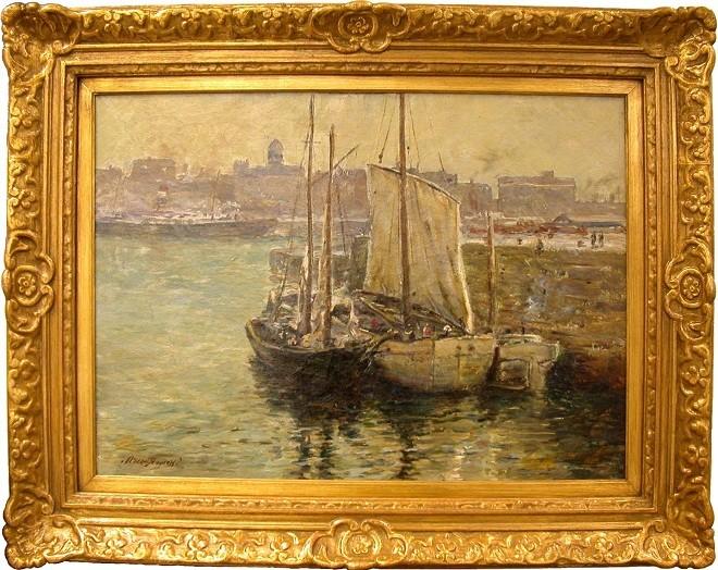 Продать картину