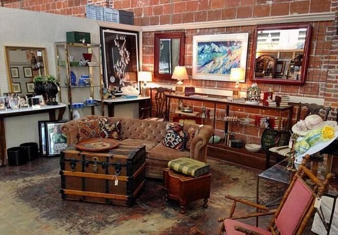 Аукционный дом продает антиквариат