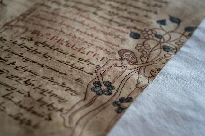 Стоимость рукописных книг