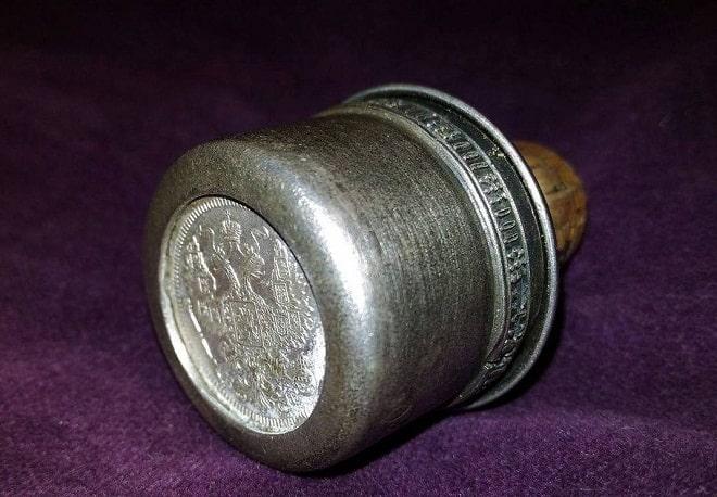 Стоимость царского серебра