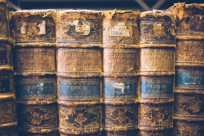 Особенности оценки антикварных изданий