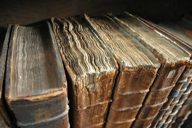 Оценочные критерии для старинных книг